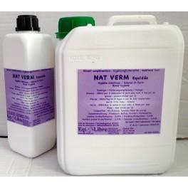 Nat Verm Equidés: vermifuge naturel pour chevaux à base de plantes