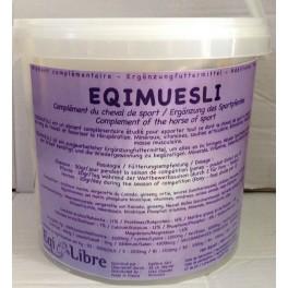 EquiMuesli: complément alimentaire naturel pour le cheval de sport